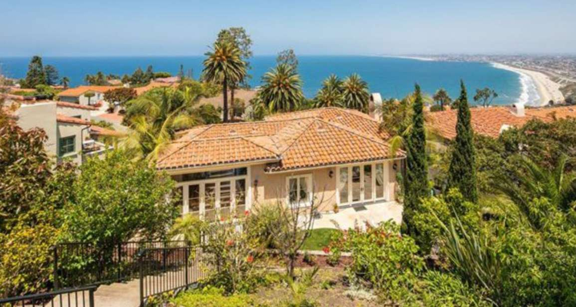 New HOME LISTING: 820 Via Somonte  Palos Verdes Estates CA 90274
