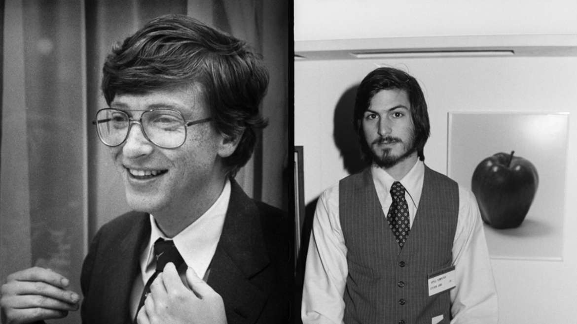 What made Bill Gates and Steve Jobs Successful?