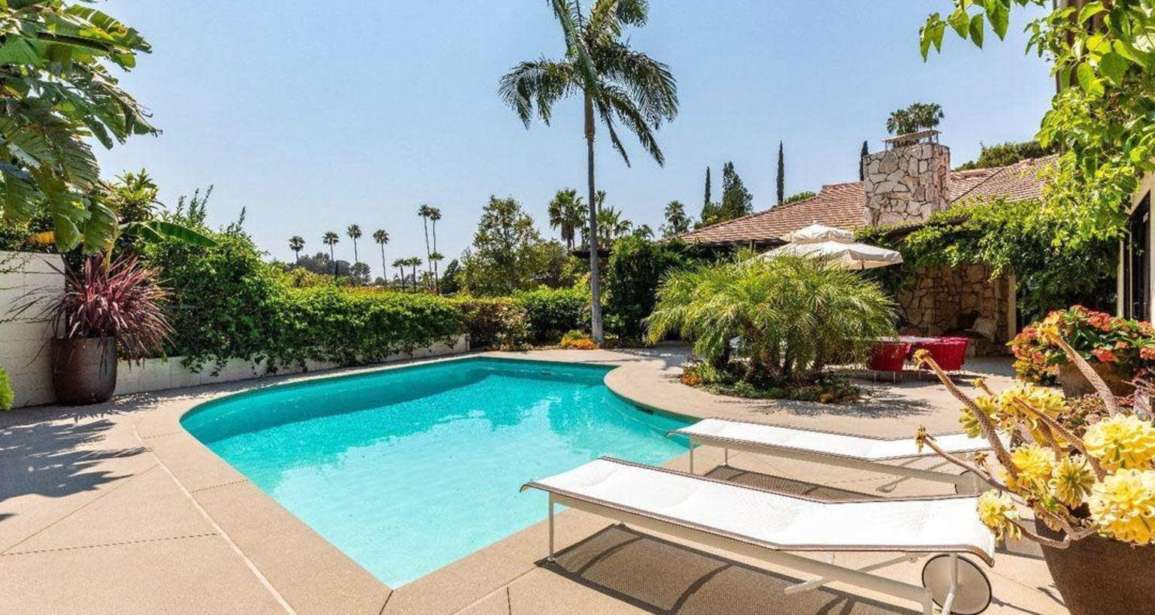 New Home Listing: 1070 N Hillcrest Road Beverly Hills, CA 90210