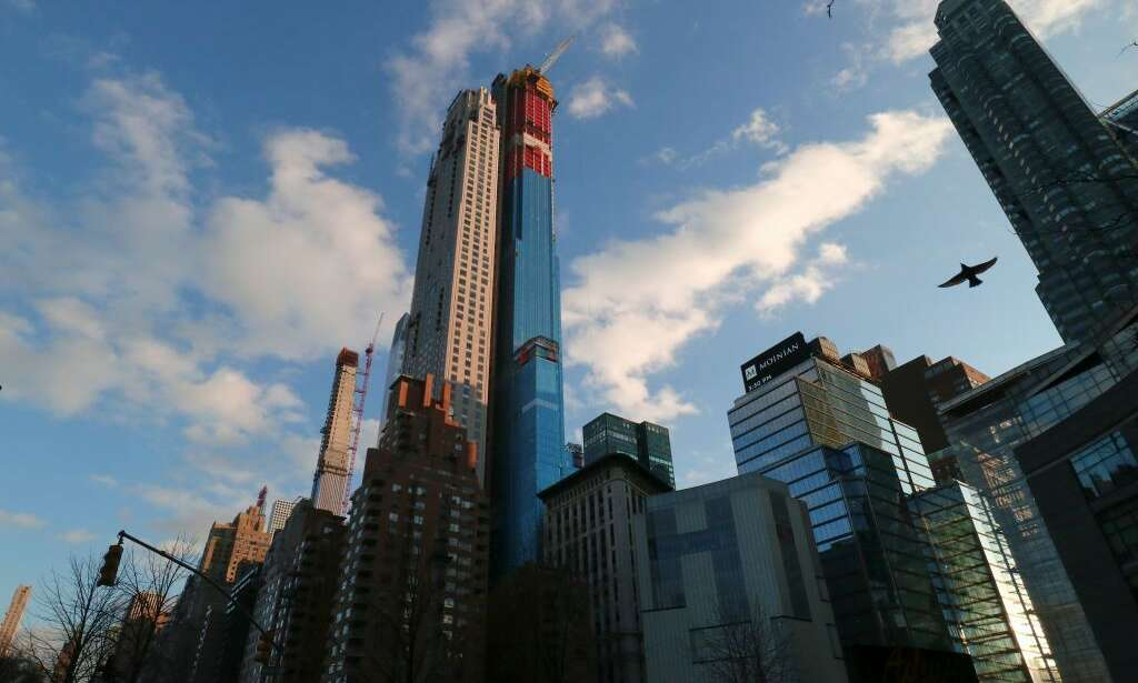 Most Expensive U.S. Home Sale Ever: $238 Million New York Penthouse