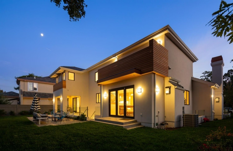 Newly-Remodeled Midtown Palo Alto Family Home