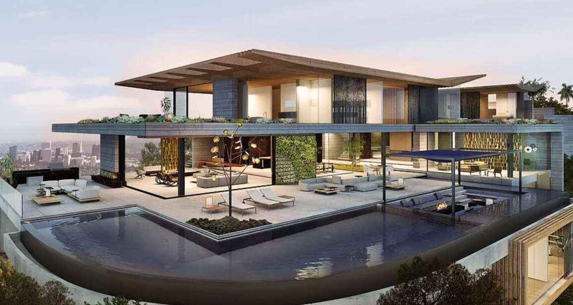 Luxury Homes: 1298 Stradella Rd, Los Angeles, CA 90077