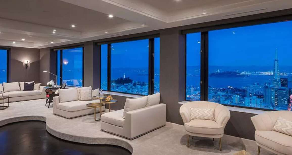 Luxury Home Listing: 1250 Jones St UNIT 1901 San Francisco, CA 94109