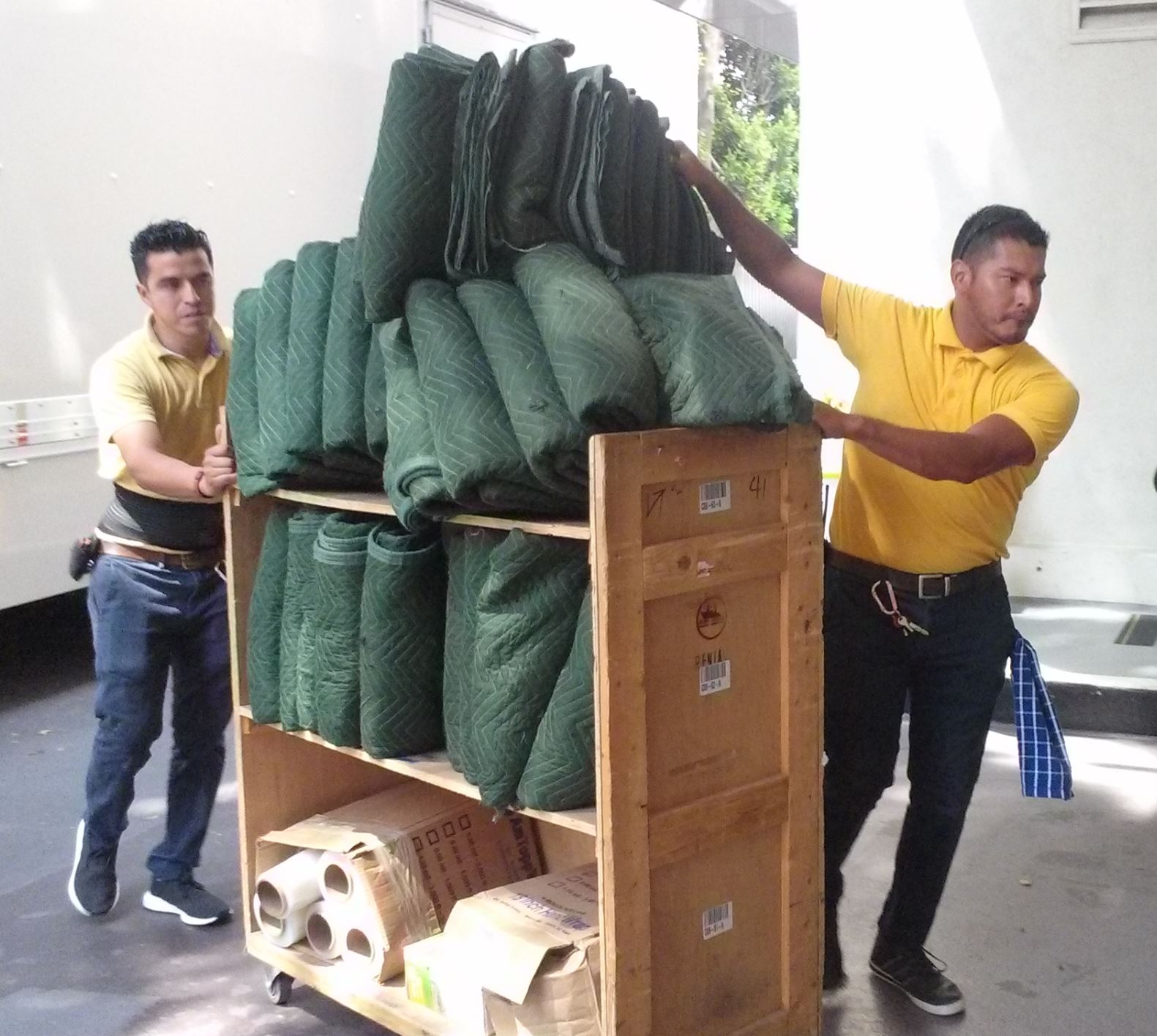 TOP RATED Office Movers Alameda