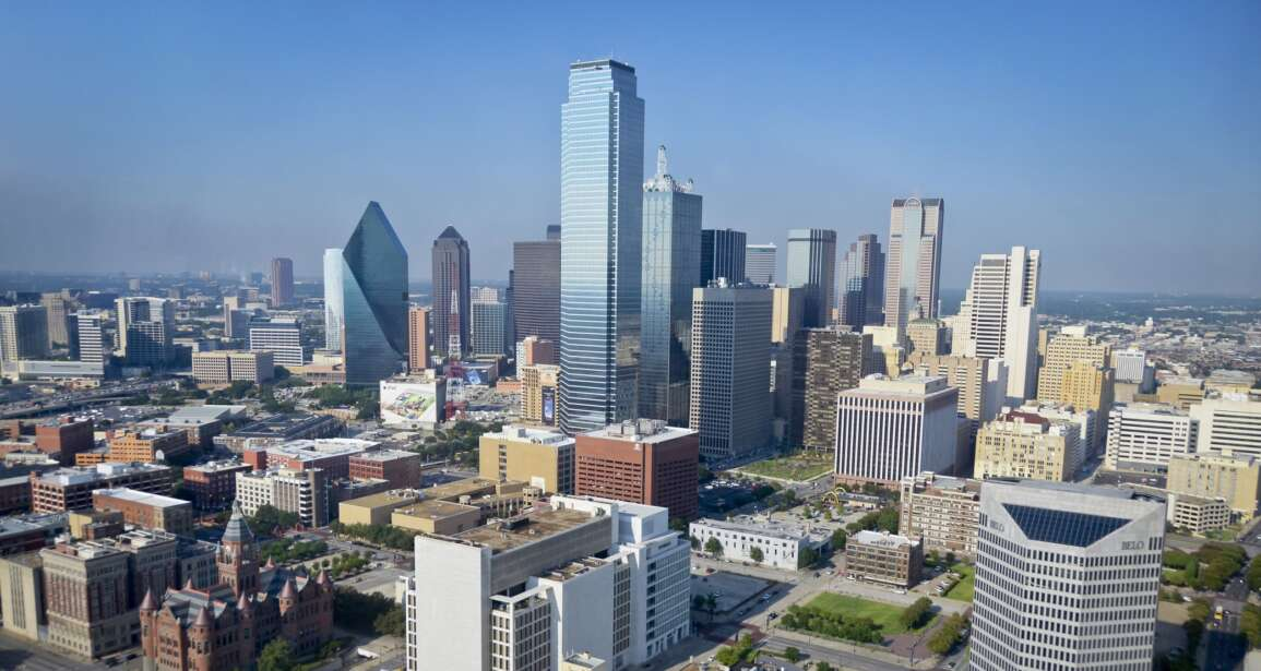 Dallas – More Growth Than You Can Shake a Stick At