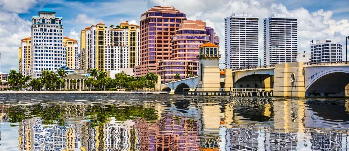 Florida's Gold Coast Palm Beach