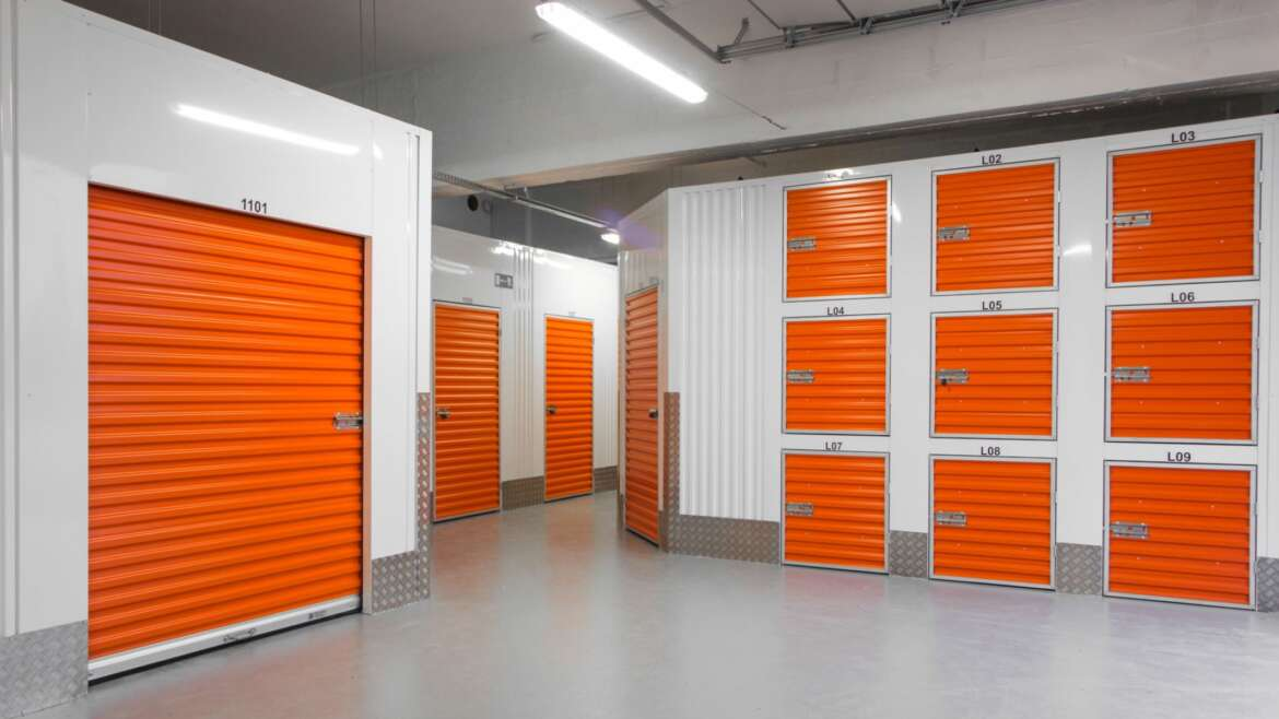 Top 10 Self Storage in Georgia